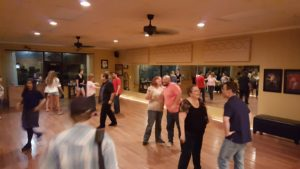West Coast Swing Dance Party